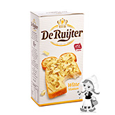 De Ruijter White chocolate flakes 300g