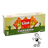 Liga Evergreen rustic biscuits apple 250g