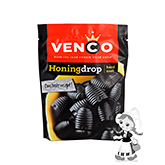 Venco Honey liquorice hard sweet 255g