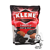 Klene Zakgeld sweet and salty liquorice 230g