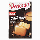 Verkade Café noir original biscuits with coffee glaze 200g