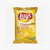 Lay's Cheese and Onion 225g