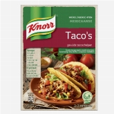 Knorr Worldwide Dishes Mexican tacos 139g