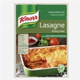 Knorr Worldwide Dishes Italian lasagne bolognese