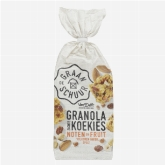 De Graanschuur Granola soft nut and fruits biscuits 180g