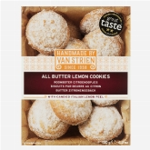Handmade Lemon Butter biscuits 120g