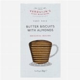 Verduijn's fine biscuits Butter biscuits with almonds 85g
