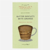 Verduijn's fine biscuits Butter biscuits with orange 85g