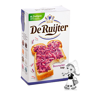 De Ruijter Forest Fruit sprinkles 300g
