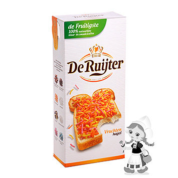 De Ruijter Forest Fruit sprinkles 400g