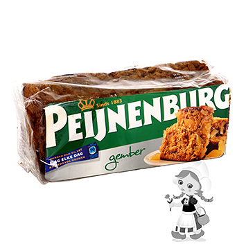 Peijnenburg Gingerbread with extra ginger 465g
