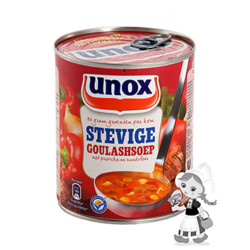 Unox Rich goulash soup 800ml