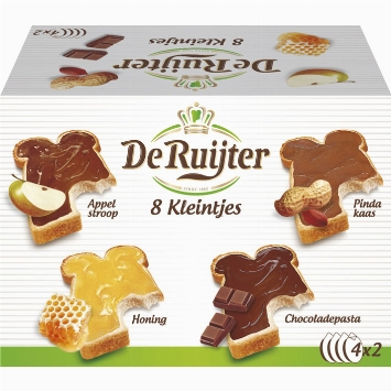 De Ruijter 8 smalls spreadable 130g